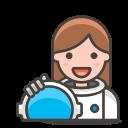 chica-astronauta