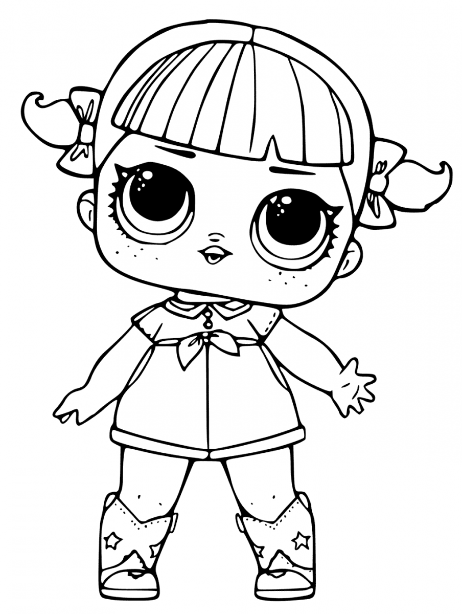 LOL-Surprise-Doll-Coloring-Pages-Cherry